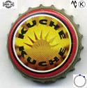 Kuche Kuche, gold red yellow