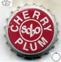 Sobo Cherry Plum, white red 1