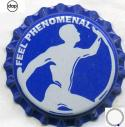 Feel Phenomenal, blue white