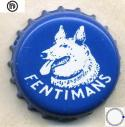Fentimans, blue white